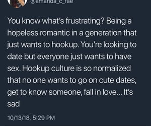 dating, nowadays, and twitter image