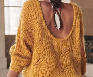 70s, fall, and sweater image