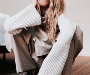 girl and fashion image
