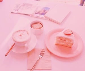 aesthetic, food, and cake image