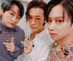 aesthetic, k-pop, and kim heechul image
