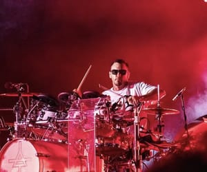 30 seconds to mars, drummer, and mexico image