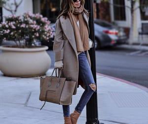 fashion, street style, and celine bag image