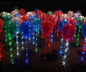 light up balloons image