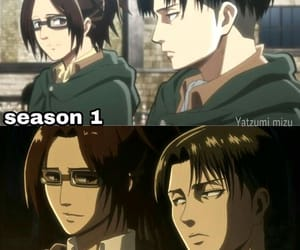 anime, snk, and love image