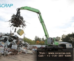 metal recycling, scrap yards, and scrap metal recycling ny image