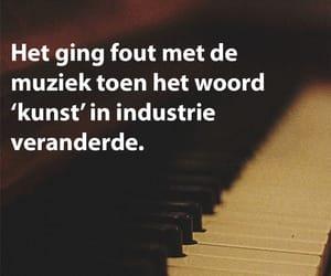 nederland, quote, and woorden image