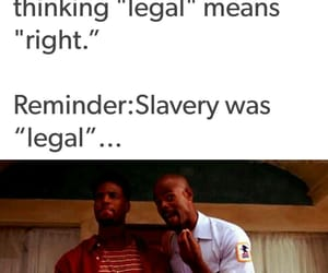 legal, reminder, and Right image