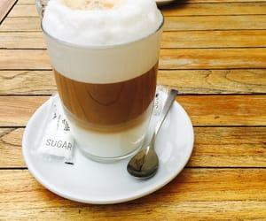 autumn, coffee break, and coffee image