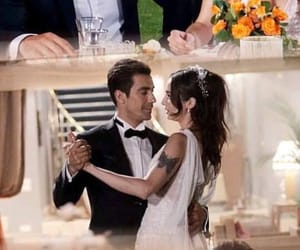 bride, couple, and fashion image
