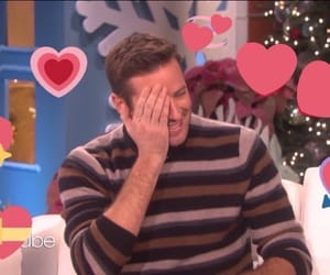 heart, meme, and armie hammer image