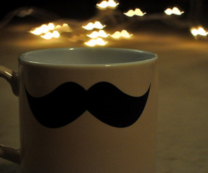 cup and moustache image