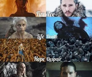 stark, got, and gameofthrones image
