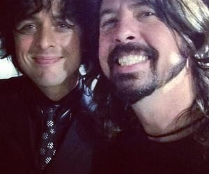 dave grohl, green day, and billie joe armstrong image