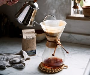 chemex and coffee image