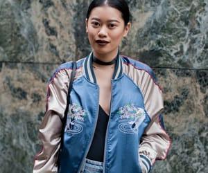 fashion and bomber jacket image