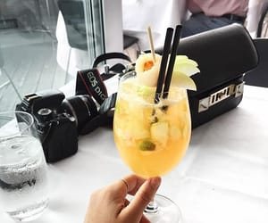 drink, cocktail, and summer image