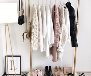 apartment, closet, and style image