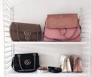 bag, bags, and celine image
