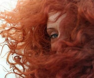 aesthetic, celtic, and ginger image