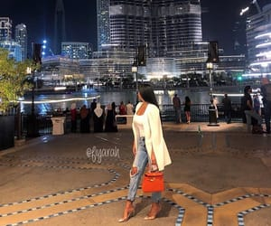 fashion style, dubai burj khalifa, and goal goals life image