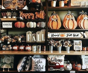 decorate, shop, and autumn image