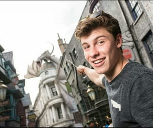 shawn mendes, harry potter, and shawn image
