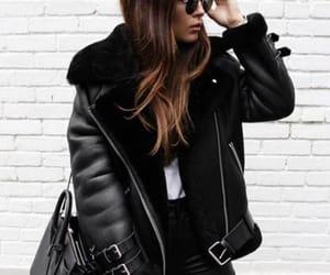 black, nero, and giacca image