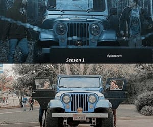 car, jeep, and story image