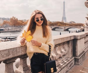beauty, french, and style image