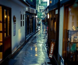 alley, city, and japan image