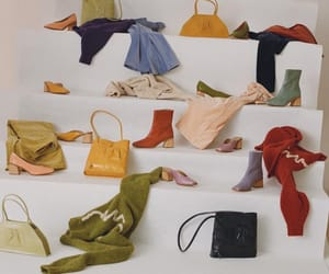 art, bags, and boots image