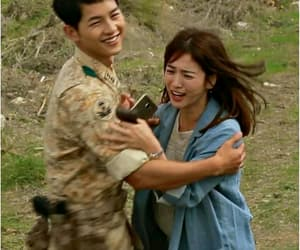 dorama and descendents of the sun image