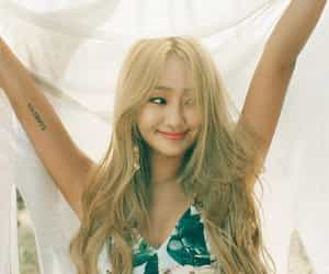 k-pop, kpop, and hyorin image