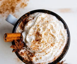 Cinnamon, autumn, and delicious image