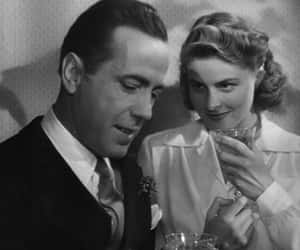 Humphrey Bogart, ingrid bergman, and Casablanca image