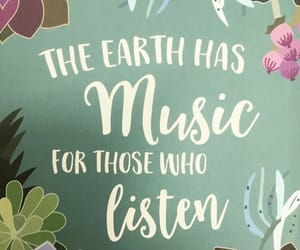 earth, music, and save the world image