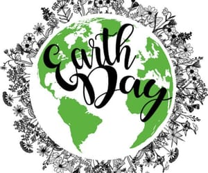 earth, earth day, and green image