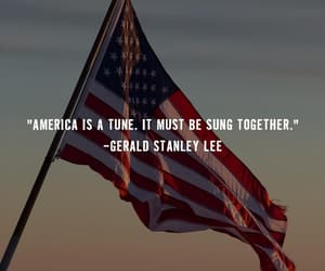 america, patriotic, and stanley image