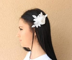 etsy, hair accessories, and bridal comb image
