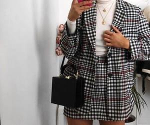 style, blazer, and fashion image