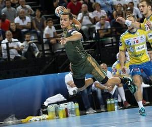 handball, sport, and fc barcelona image