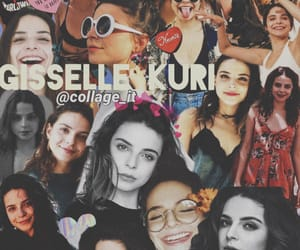 Collage, gisselle kuri, and girl power image