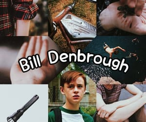 aesthetic, indie, and bill denbrough image