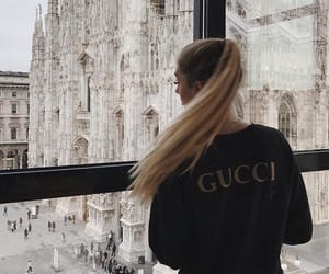 gucci, fashion, and girl image