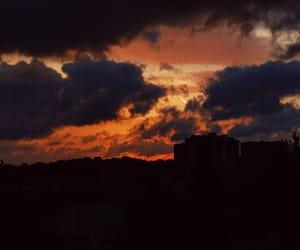 apocalypse, black, and blue image