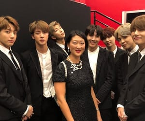 v, bts, and park jimin image