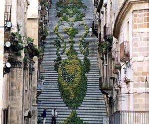 arquitectura, escaleras, and parís image