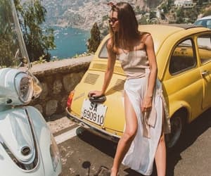 fashion, summer, and car image