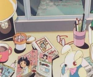 aesthetic, anime icons, and anime image